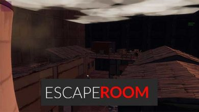 Photo of Quickgaming Escape Room Map!