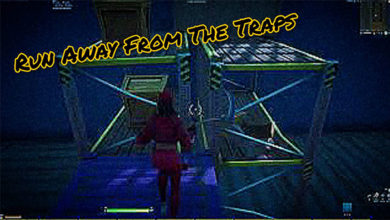 Run Away From The Traps