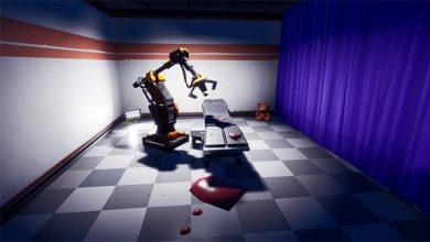 The Lab Escape (Horror)